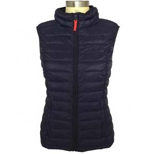 Big Discount Womens Cotton Hooded Jacket - High-quality womens down vest to keep warm and thick – Ruisheng