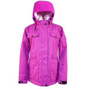Best Price on Ladies Cycling Clothes - Ski jacket professional high quality windproof and reliable – Ruisheng