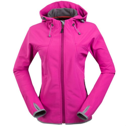 Best Price on Ladies Cycling Clothes - High Quality Custom woMens SoftshellJacket Outdoor – Ruisheng