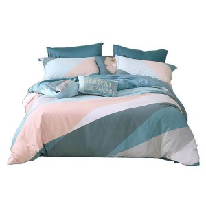 PriceList for Plaid Duvet Cover - Sheet set soft and comfortable – Ruisheng