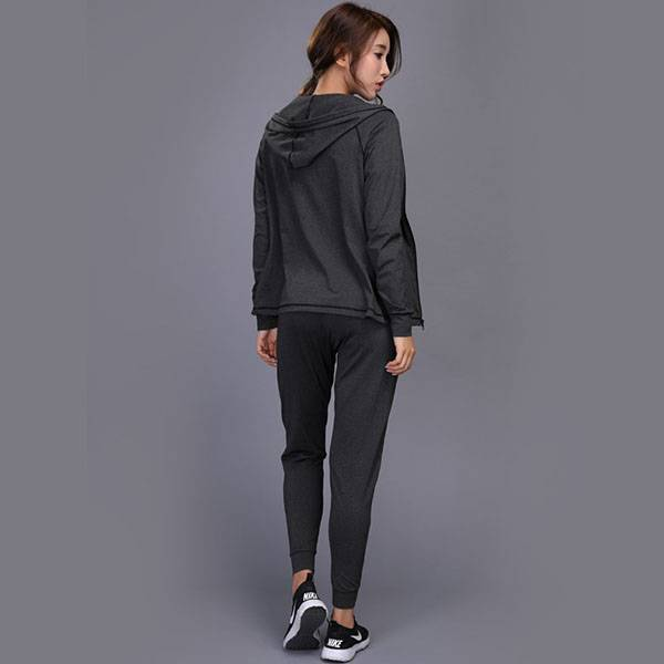 Reliable Supplier Womens Cotton Jacket Casual - WoMens Running Fitness Clothes Long Sleeve Gym Sports Suits Quick Dry – Ruisheng