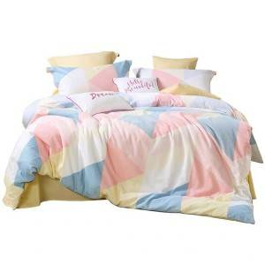 Sheet set soft and comfortable