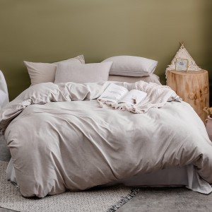 China wholesale Fitted Sheet - 100% Cotton Quilt Cover  – Ruisheng