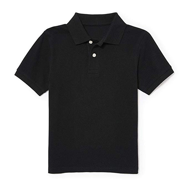 Factory Cheap Hot Feeding Bibs - Kids Polo T shirt Kid Polo Boy Shirt For 3-15 Years For Kids Clothes – Ruisheng