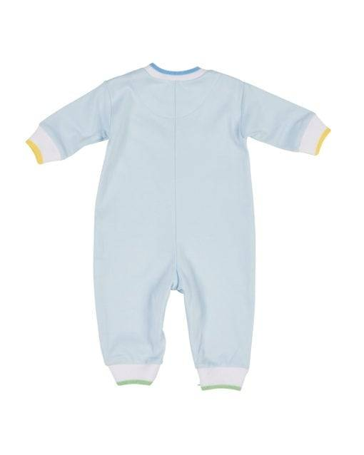 High Quality Newborn Romper - Baby one-piece body-fitting cotton long-sleeved baby romper – Ruisheng