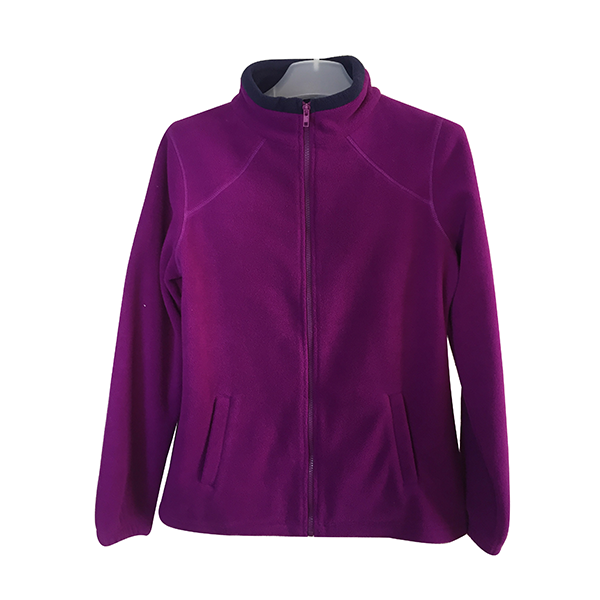 Top Quality Clothing Brand - Warm womens Fleece jackets support bulk purchases – Ruisheng