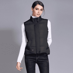 China Manufacturer for Long Down Vest - High quality womens cotton vest professional factory – Ruisheng