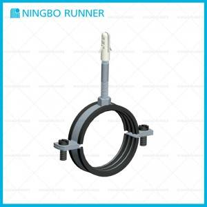 Hot Selling for Side Beam Connector - Screw-in Clamp with Rubber (Assembly) – Ningbo Runner