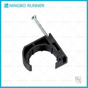 Newly Arrival Rigid Pipe Support - UPC Plastic Half Clamp – Ningbo Runner