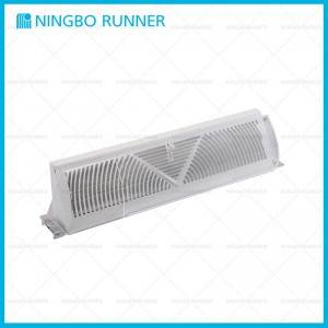 Best Price for T-Bar Aluminum Egg Crate Filter Grille - Accessories-Air-Deflector-for-Baseboard-Register – Ningbo Runner