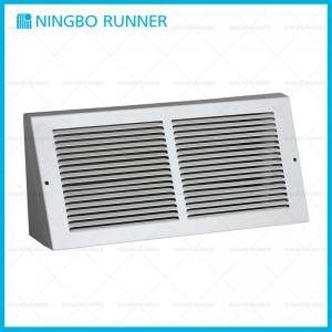 China Supplier Hvac Contractors - Steel Baseboard Register White – Ningbo Runner