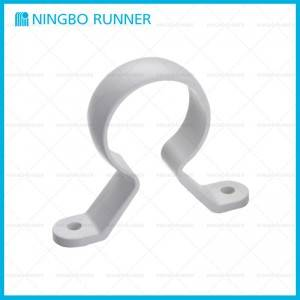 Factory directly supply Teflon Pipe Support - Plastic Tube Clamp – Ningbo Runner