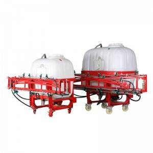 Fast delivery Seeding And Fertilizing Integrated Machine - Agricultural Sprayer  – RY AGRI