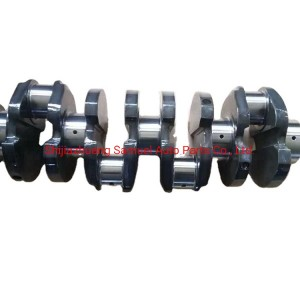 High Quality Truck Engine Parts Casting Iron Crankshaft for Isuzu 6HH1  with OEM Number 8-97603-003-0