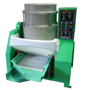 Automatic Rotary polishing machine with separator