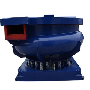 Bowl Vibratory Finishing Deburring Polishing Ball Burnishing Machine Sound Proof Cover Lid