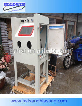 Mini wet sand blasting machine for sale