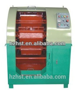 Centrifugal barrel finishing machine30L