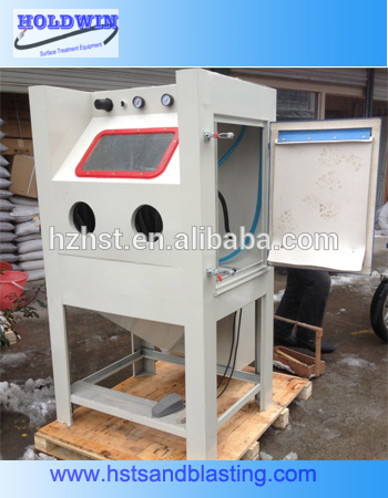 Small water sand blasting machine for sale Featured Image