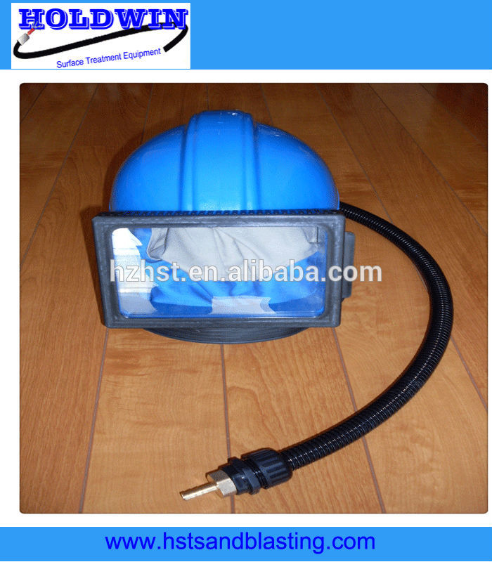 safety sand blast helmets for blaster