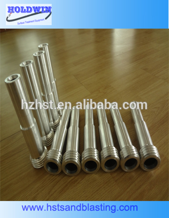 single venturi sand blast nozzles for sandblasting machine