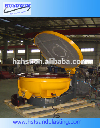 2020 High quality Polishing Media For Vibratory Tumbler - vibratory finishing equipment HST400BC – Instant Clean