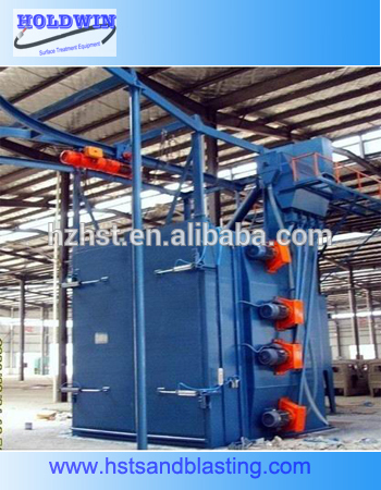 cheap hook type shot blasting machine Q3720 Featured Image