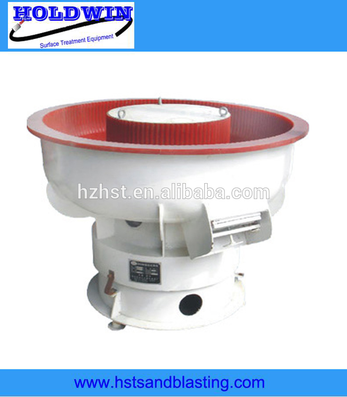 80A vibratory tumbler polishing machine