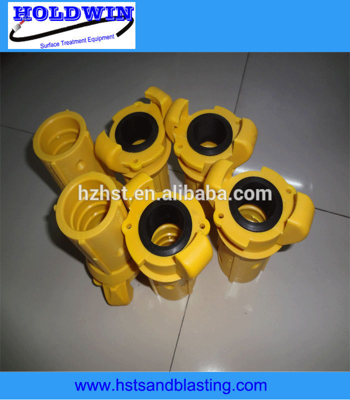 popular sand blast couplings for sandblast hose