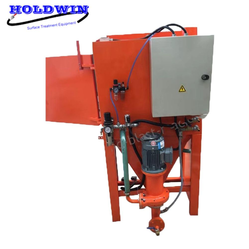Holdwin CE Wet Sandblasting Cabinet Water Sand Blaster Sandblast Dustless Featured Image