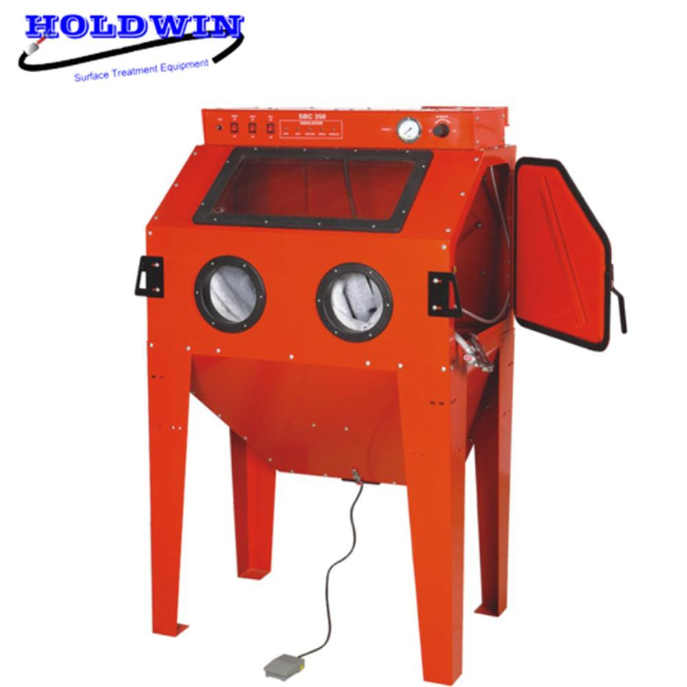 Glass Sandblasting Machine - Holdwin CE Mini Sandblaster Hot Sale Sandblasting Cabinet – Instant Clean