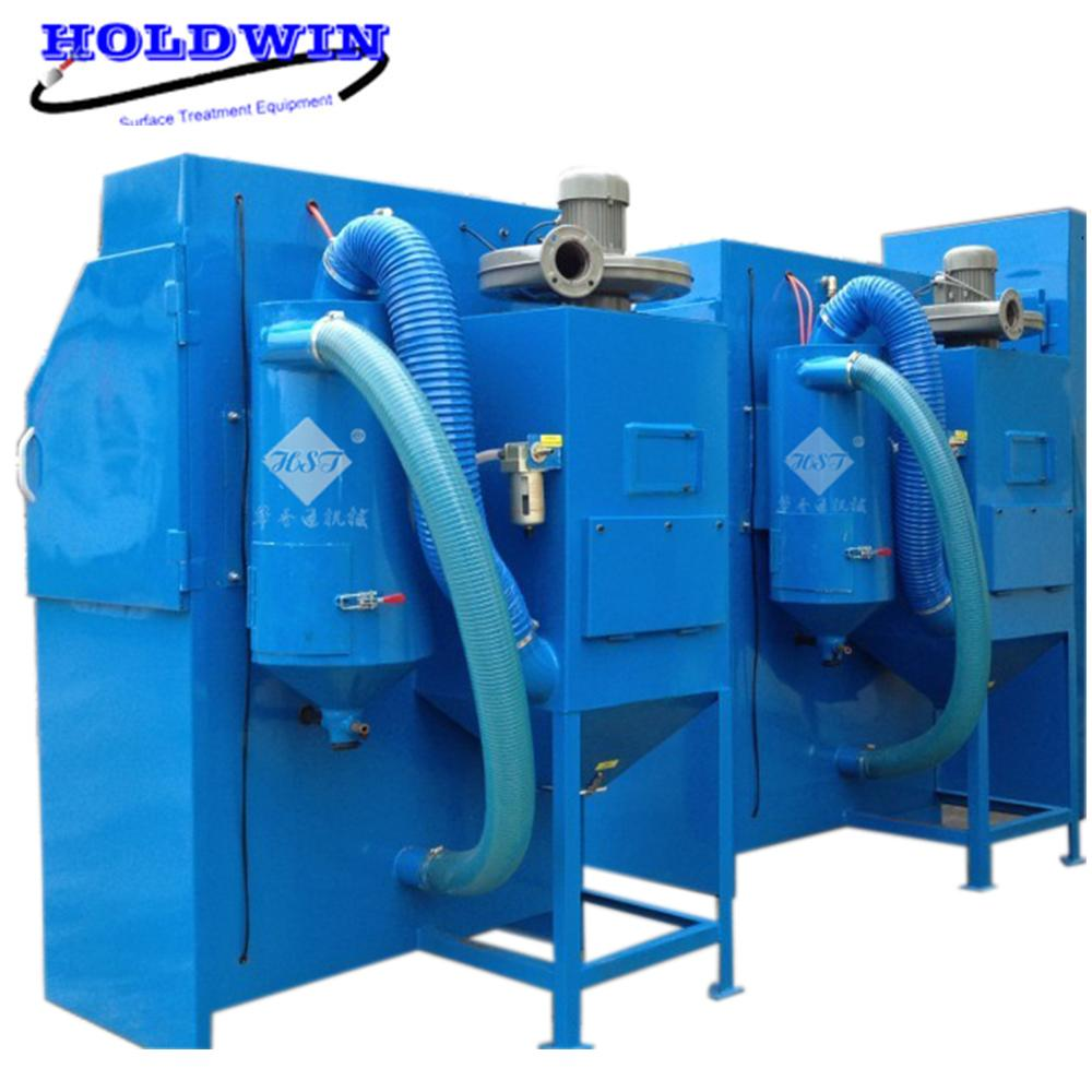 Holdwin CE Sand Blating Chamber Box Sandblaster Equipment Surface Blast Machine HST-1515 Featured Image