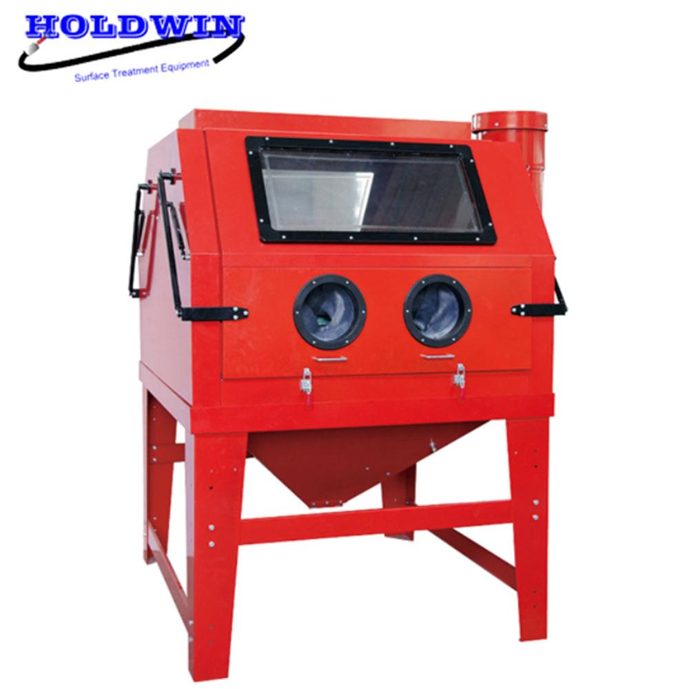 Blast Machine For Engine - Holdwin CE Sandblasting Machine Dry Sandblaster Cabinet Stone Scrub Sandblast Equipment – Instant Clean