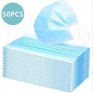 Cheap PriceList for Face Mask Surgical Disposable 3 Ply - Disposable mask – Sandro