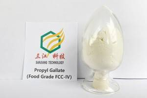 Propyl Gallate(Food Grade FCC-IV)