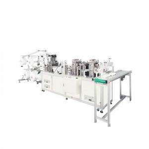 Butterfly mask machine