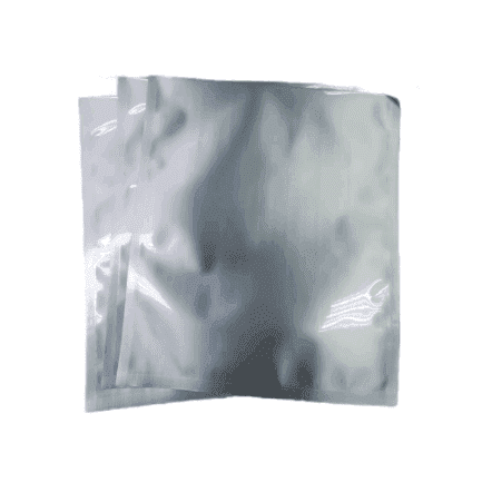 Thickened aluminum foil bag spot aluminum foil vacuum bag can be customized food packaging bag tea packaging bag pure aluminum foil bag Featured Image