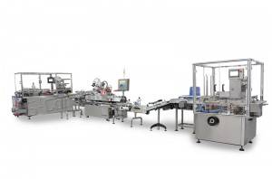 2021 wholesale price  Automated Packaging Line - High-speed automatic carton making and input production line – S-conning