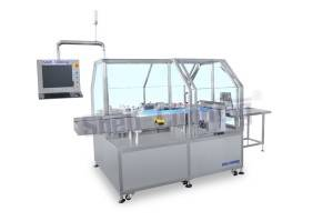 S307 High speed vial labeling machine