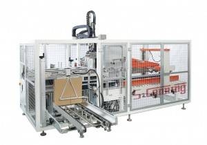 Full-automatic intelligent sealing and packing ...