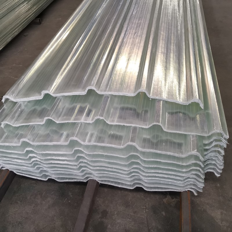 Factory source Frp Skylight Sheet - Frp Plastic Roofing Sheet – Essar detail pictures