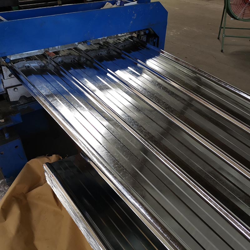 Factory wholesale Ppgi Roofing - Galvanized Corrugated Steel Sheet – Essar