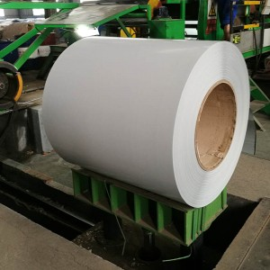 OEM Supply Color Coated Ppgi - Prepainted steel coils – Essar