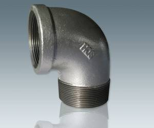 American Standard Banded Malleable Iron Pipe Fittings