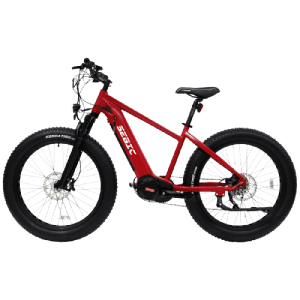 Hot New Products Mountain Electric Bike Wholesale - SEBIC 26 inch vintage snow beach fat tire mountain electric bike – Funncycle