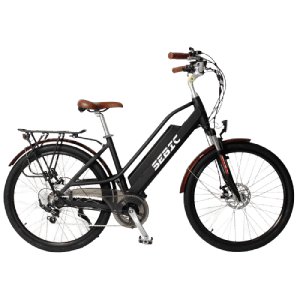 China Manufacturer for China Folding Bicycle Manufacturers - SEBIC 26 inch popular road sport style high power electric electric road bike – Funncycle