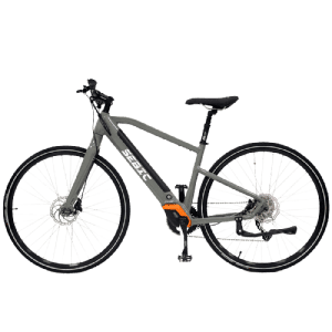 Excellent quality Suppliers Of City E Bicycles - SEBIC 700c mid motor hydraulic brakes road city electric bicycle – Funncycle