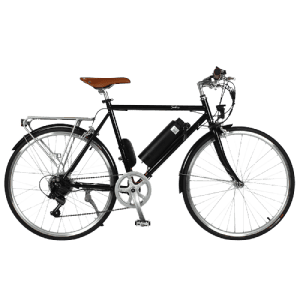 China Supplier Fat Tire E Bicycle Wholesaler - SEBIC 26 inch lightweight retro europe vintage electric bicycles – Funncycle