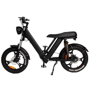 OEM Factory for Small Folding E Bike - SEBIC 20 inch Motorized Fat tire 500w Electric Bike Motorcycle – Funncycle