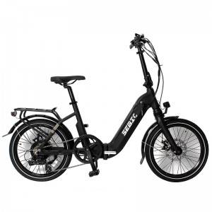 OEM manufacturer Bicycle Quotation - SEBIC 20 inch mini road foldable ebike – Funncycle